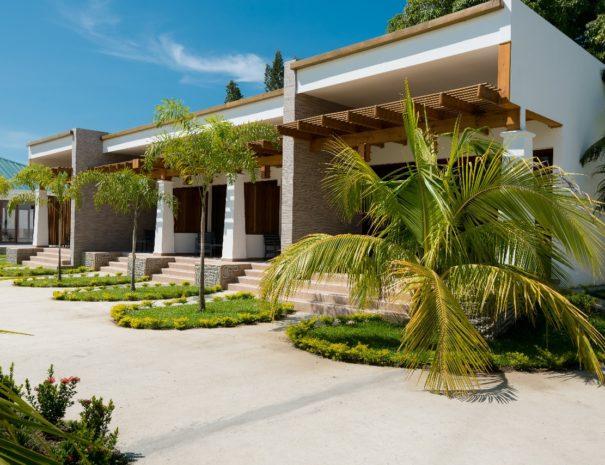 Deck Habitaciones Premium Hotel Paraiso